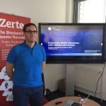 VMware User Group Meeting in Nuernberg on 21st of September 2016