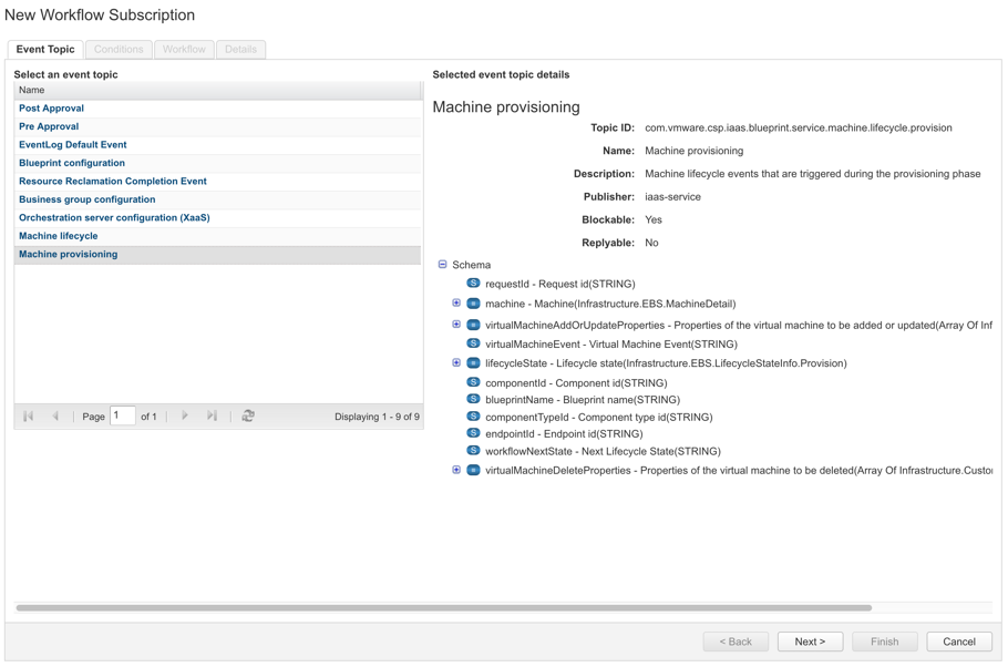 Chapter 21 working with vrealize orchestrator cloud advisors 21 1 malvernweather Choice Image