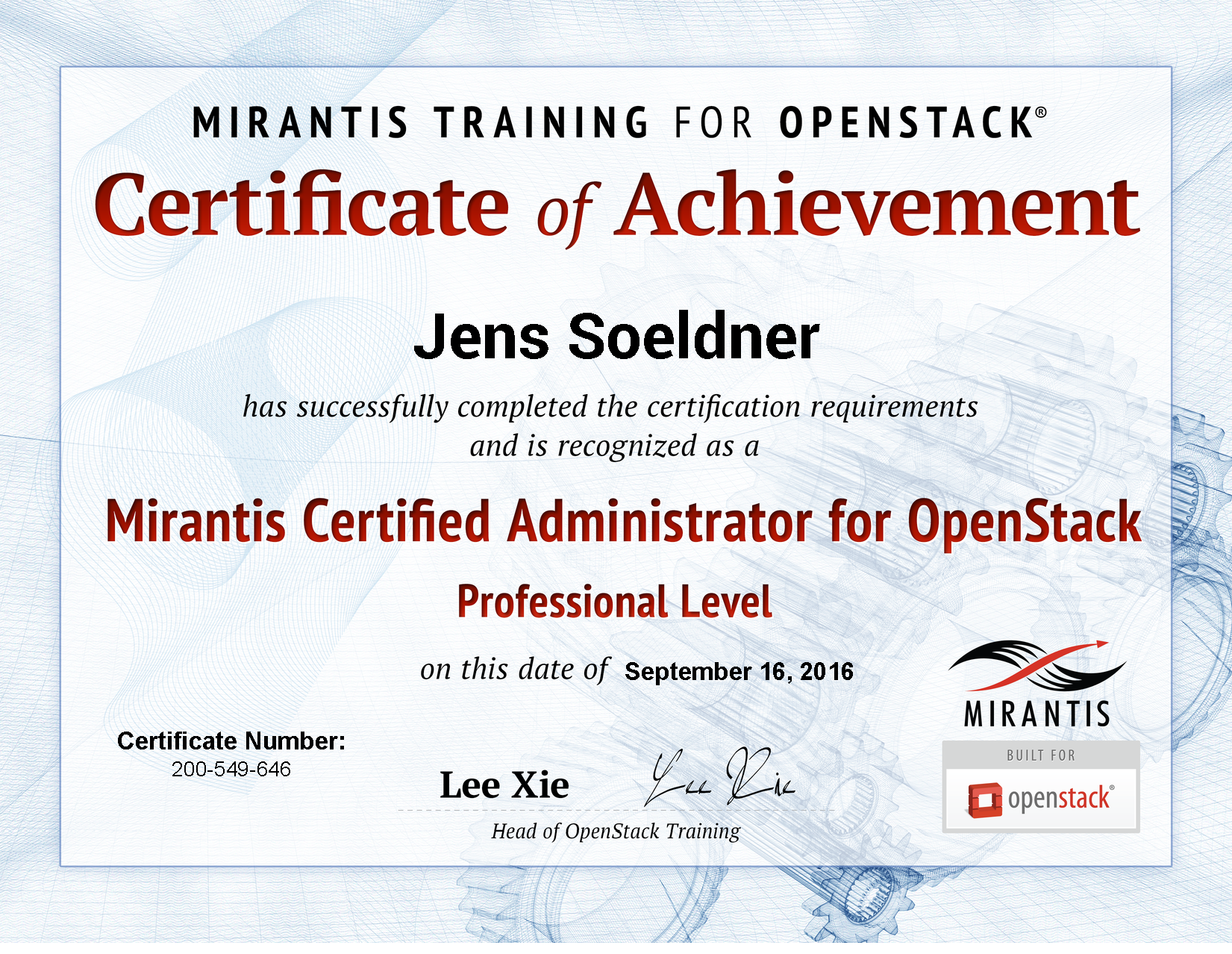 Mirantis Training My Experience With The Os110 Bootcamp Cloud