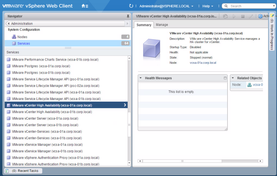 Blog-Series: New Features in VMware vSphere 6 5 - Part 1