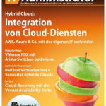 Free article download (German): Integration of Arista-Switches within an VMware-infrastructure