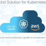 Amazon Elastic Container Service for Kubernetes on Cisco Data Center Infrastructure